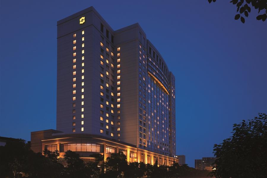 武汉香格里拉大酒店预订 武汉香格里拉大酒店地址 价格 交通 驴妈妈酒