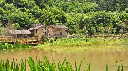 颜公河漂流和陕西秦岭悠然山高山湿地景区哪个好玩图片