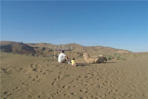 """【一写就""""惠""""】说走就走的旅行——新疆(1)乌鲁木齐→坎儿井→鄯善沙漠→可可托海"""