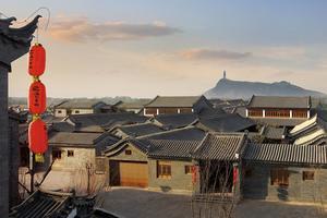 【生活仕】带着俩孩游天下之滦州古城民俗文化行