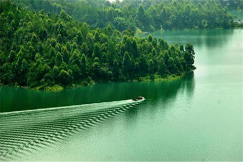 河源万绿湖风景区_河源万绿湖风景区门票【驴妈妈门票】