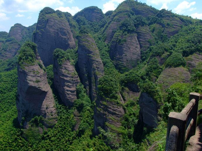 赣州三百山风景名胜区