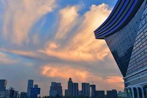 【生活仕】环球中心--锦城湖公园(成都高新区)