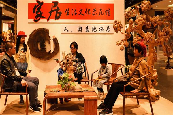 中国(大涌)红木文化博览城琴棋书画四馆