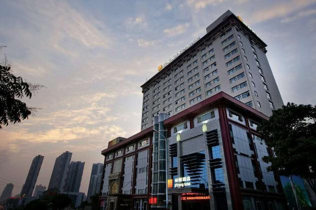武汉光谷怡程酒店