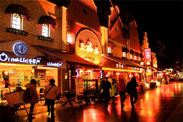 依尚街区-桂林尚水街