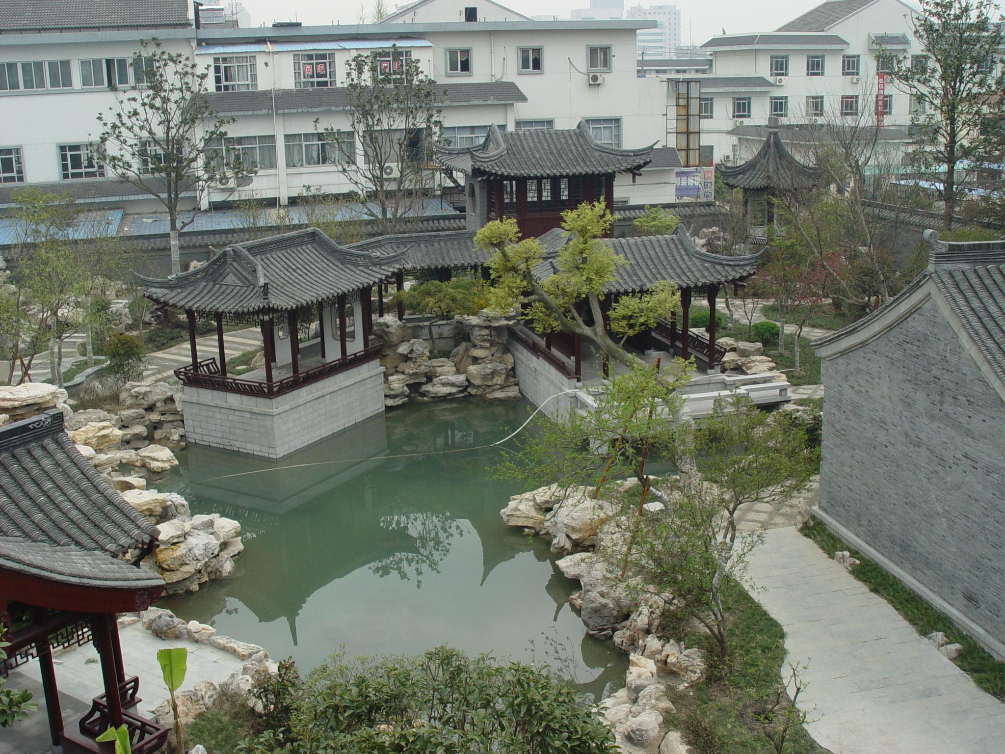 泰州市假山设计施工队_淮北新闻网