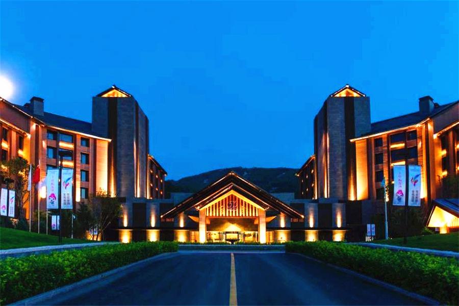 吉林松花湖西武王子大酒店