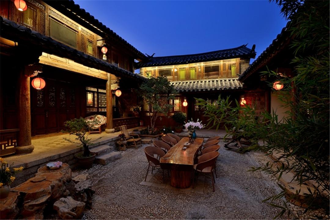 丽江花间堂(编织院)