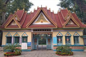 """【一写就""""惠""""】带你玩转中华民族园,看建筑阅风俗赏歌舞"""