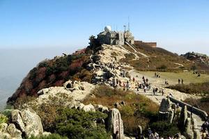 【新年新旅程】攀登誉满天下的泰山,一览众山小
