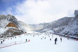 【微攻略】浙江冬日好去处,滑雪温泉两不误!