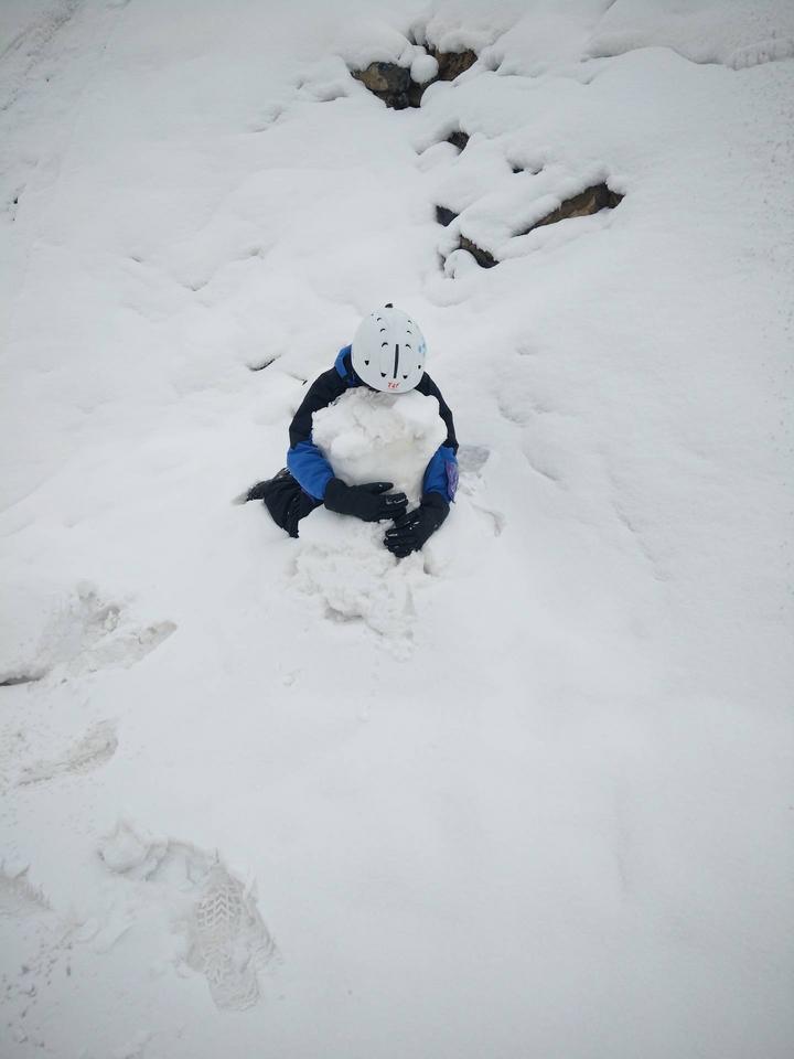 """【新年新旅程】""""屁股摔到肿但仍想站起来装13""""之太子岭滑雪最全自驾游攻略_太子岭滑雪旅游攻略"""
