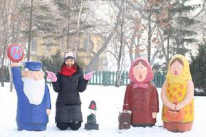 雪乡——童话世界