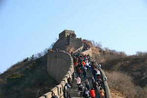 【新年新旅程】抓住春节的小尾巴,带着外公游帝都