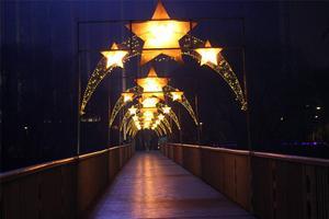 【新年新旅程】西安灞柳灯会