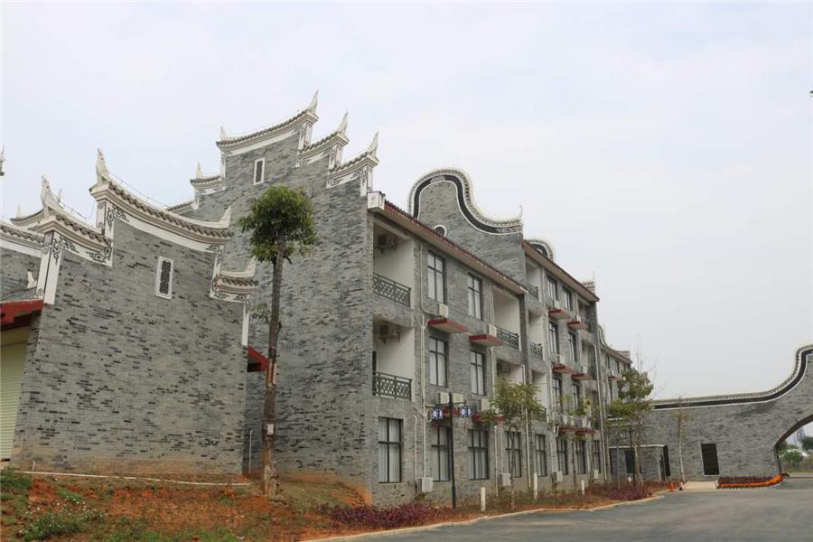 扶绥 龙谷湾酒店