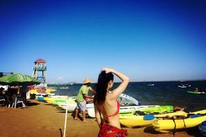 碧海金沙——离城市最近的大海和沙滩