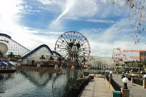 【新年新旅程】我们一起去旅行----加州冒险乐园