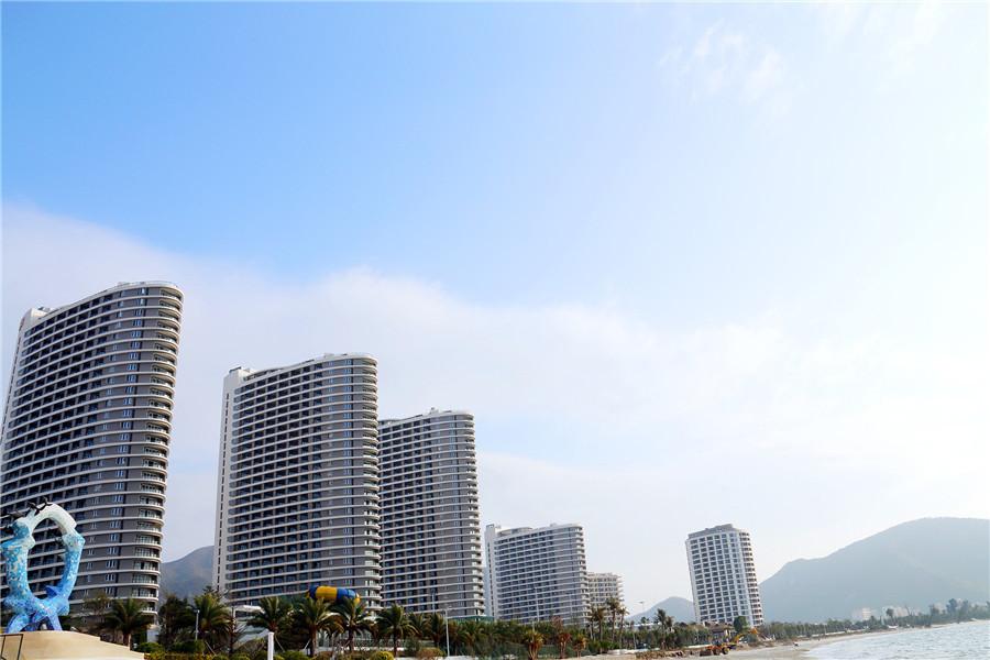 惠东金融街·金禧丽景海公园度假酒店