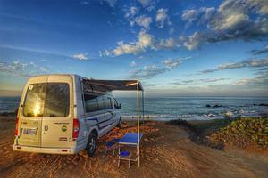 【我是达人】换个方式去旅行,房车自驾海南岛