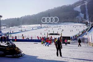 【微攻略】冬日全家必游|长白山万达度假区,滑雪温泉壕酒店一起搞定