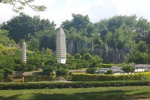 【我要去日本长野】在锦绣中华民俗文化村里见识异域建筑风情