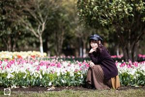【我是达人】假期在上海,幸福像花儿一样
