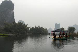 纯玩桂林、阳朔、漓江、象鼻山双动3日跟团游