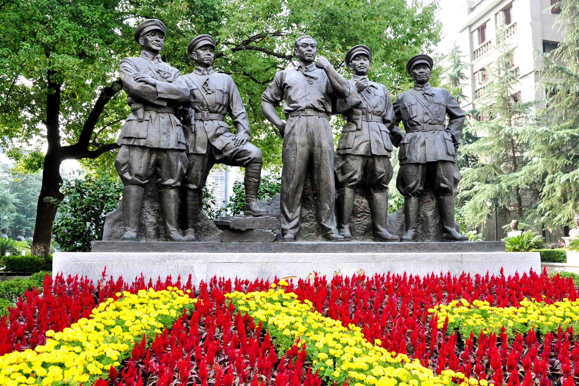 八一南昌起义纪念馆八一南昌起义纪念馆里面感觉教育意义很重,去旅游的 驴妈妈点评