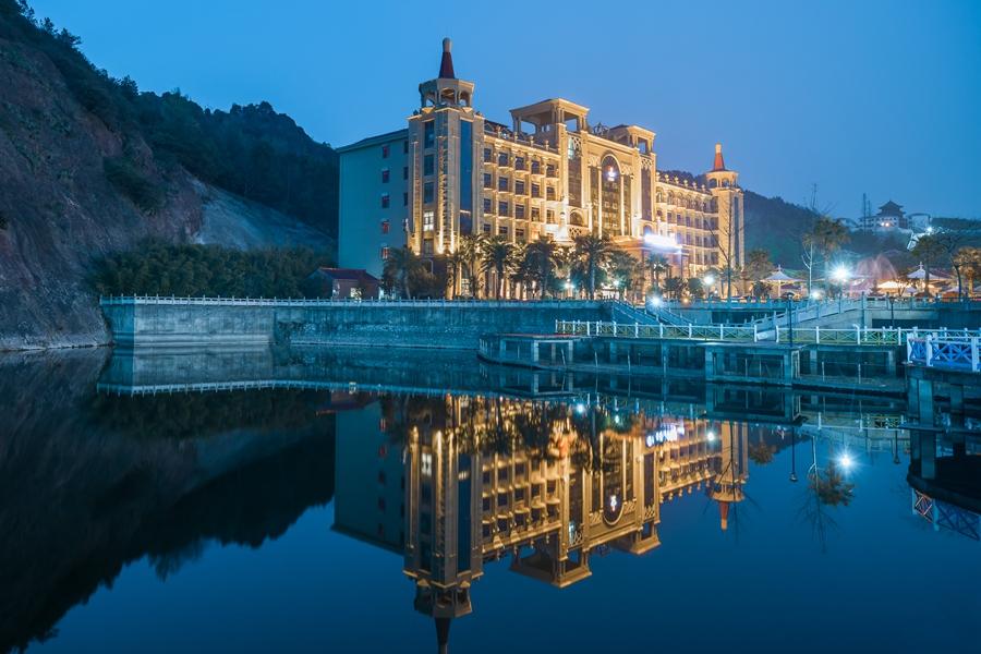 雷山德丰凯隆温泉酒店