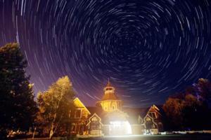 【我是达人】美丽中国行,伏尔加夜空中最亮的星