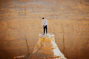 哈密魔鬼城之沙漠穿越驾驶---单刀赴会