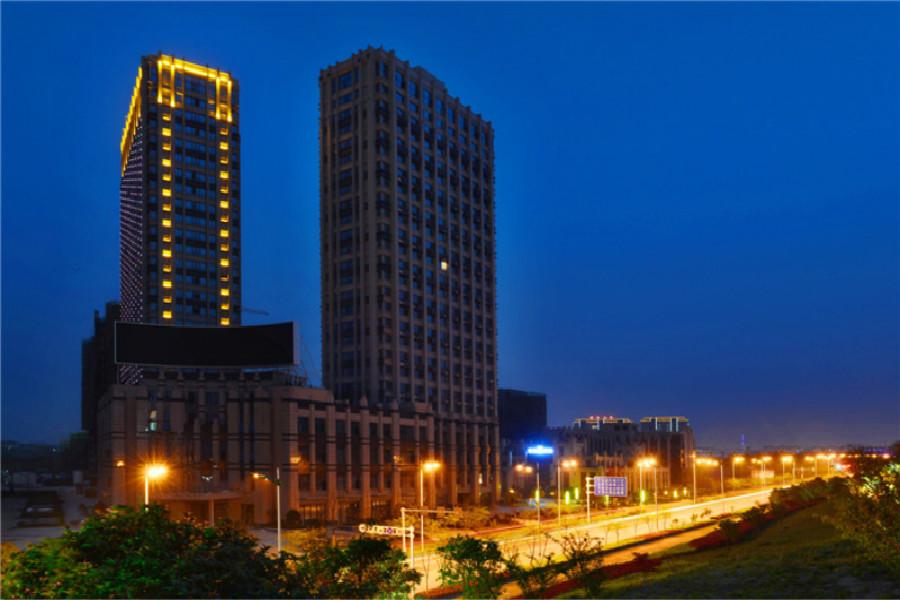 镇江思泊丽温泉酒店公寓(高铁南站)