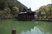 仙都风景区