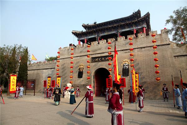 吴桥杂技大世界江湖文化城