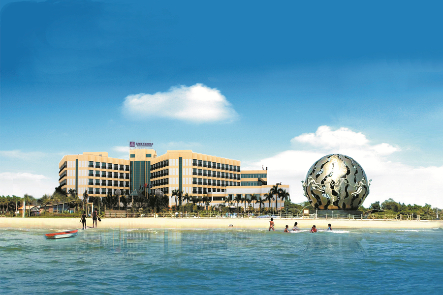 北海辰茂海灘酒店