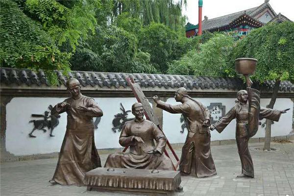 吴桥杂技大世界江湖八大怪