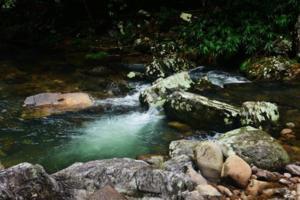 【我是达人】永泰天门山万溪峡谷地下河
