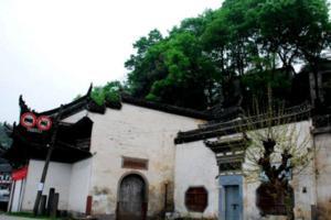 【我是达人】冬至徽州歙县博物馆新安碑园上