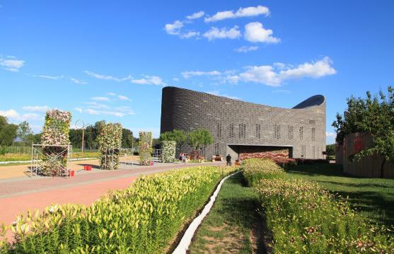 世界葡萄博览园科普博览中外展