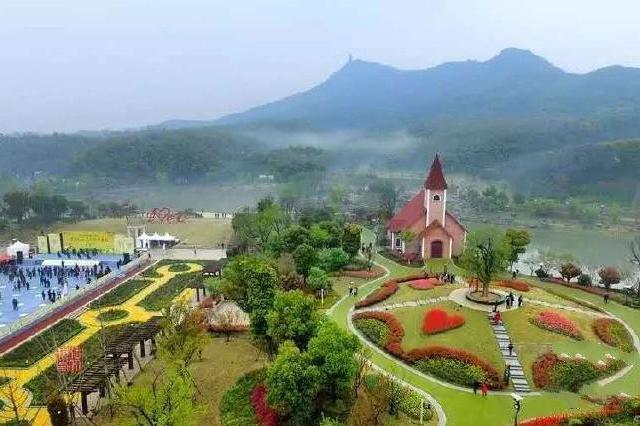 途居镇江圌山国际露营地