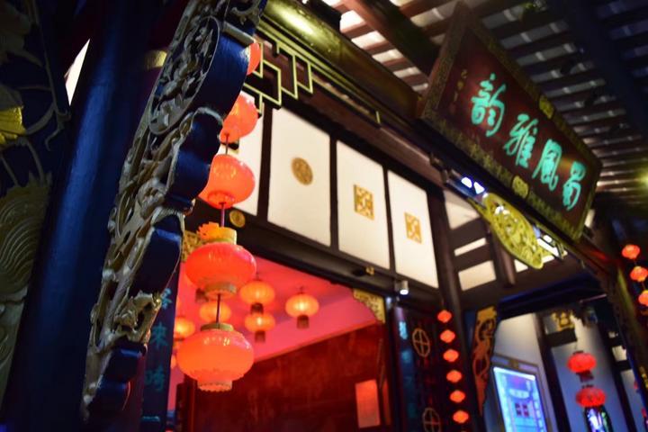 【我要无人机大奖】百年梨园,蜀风雅韵_成都有哪些好玩的地方