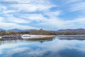 【我要无人机大奖】山上平湖水上山,镜泊湖的风光胜江南