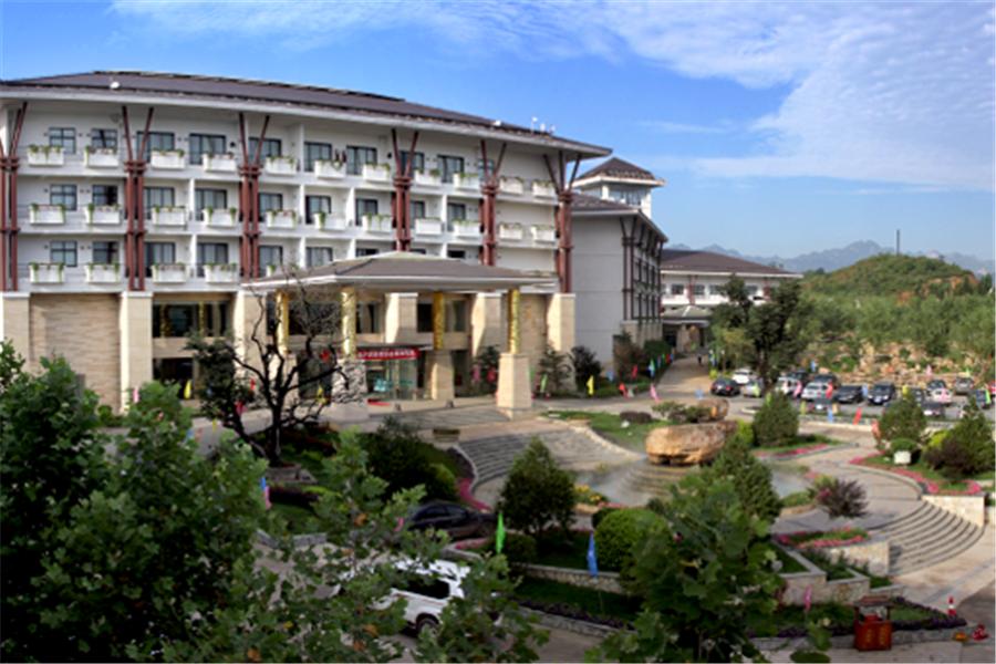 河北白鹿温泉酒店