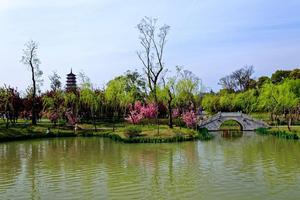 【我是达人】清明下扬州,游瘦西湖和个园,体验园林精致之美