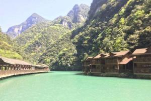 重庆神龙峡一日游-莫听穿林打叶声,何妨选啸且徐行