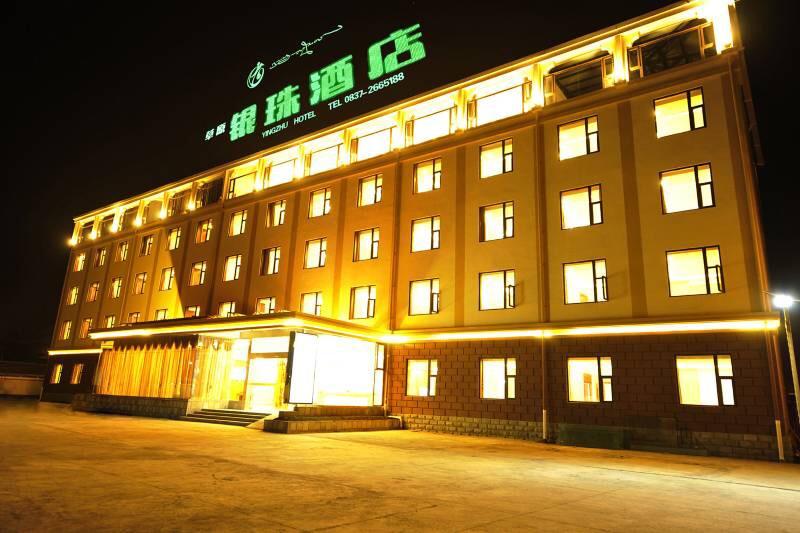 红原草原银珠酒店