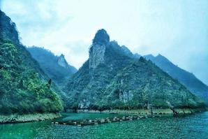【我要无人机大奖】船泊舞阳河,充满韵致的天然画卷