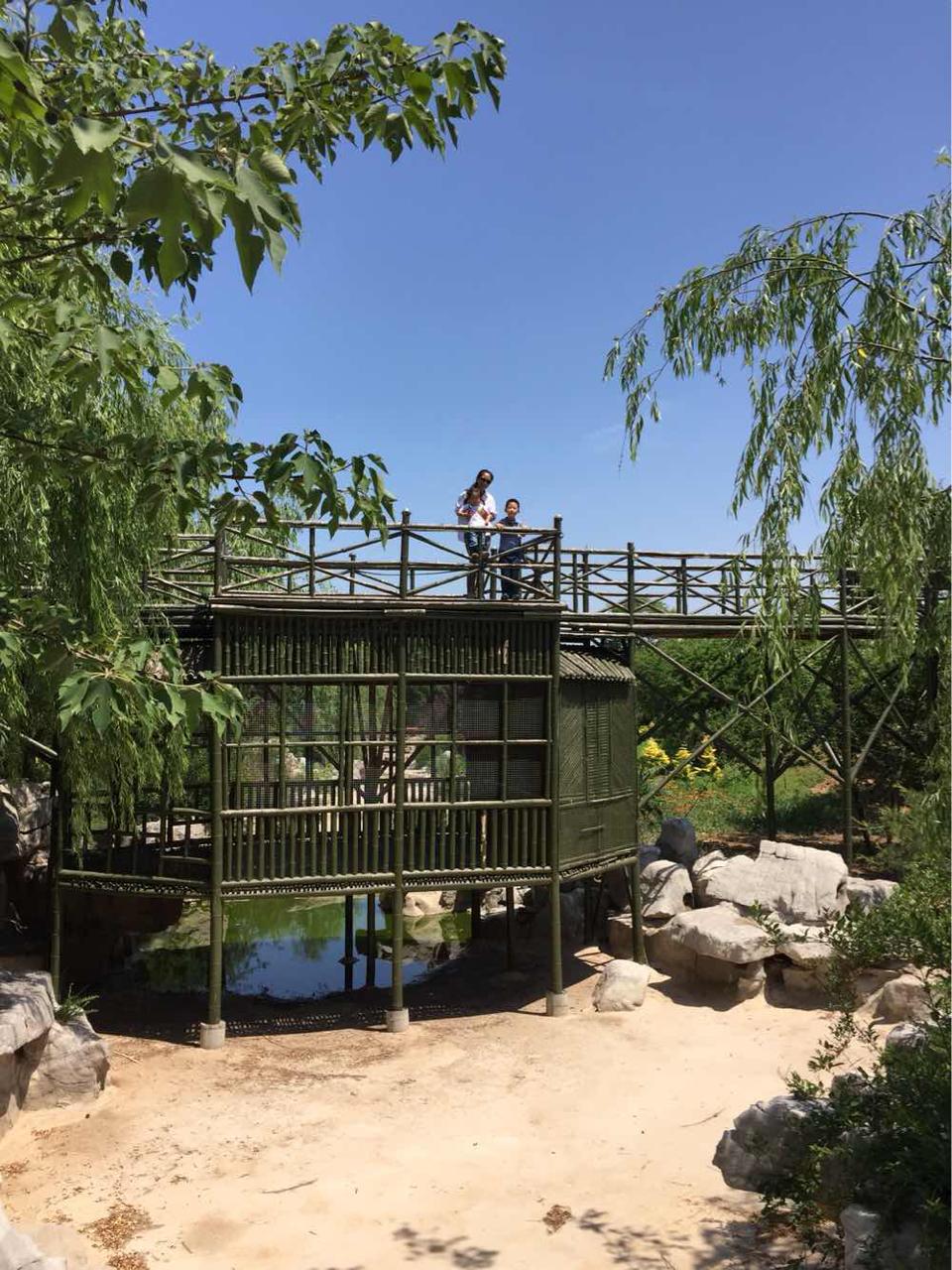 蓬莱马家沟生态旅游景区